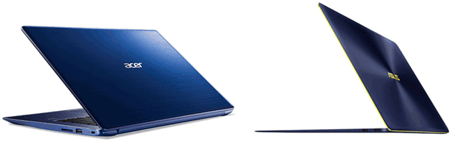 Ноутбуки с Kaby Lake R