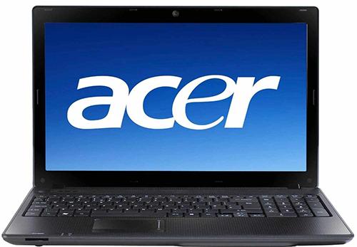 Сброс ноутбука Acer на заводские настройки