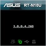 Настройка ASUS RT-N10U с новой прошивкой
