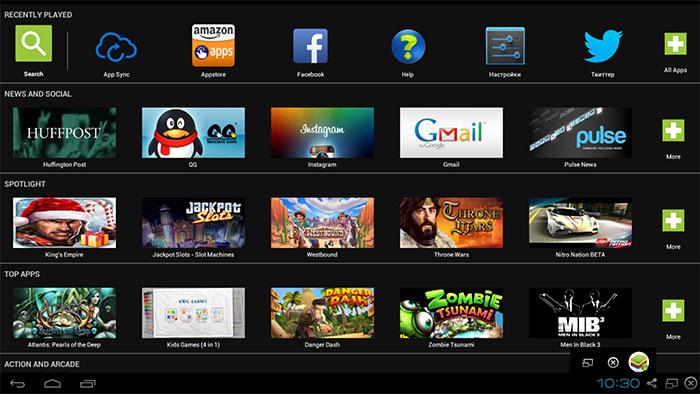Эмулятор Windows (98, XP, 7) для Android - AppsGames ru