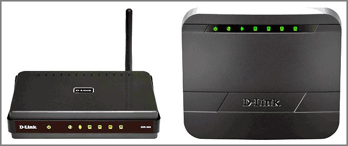 Wi-Fi роутеры D-Link DIR-300NRU B6 и B7