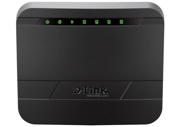 Wi-Fi роутер DIR-300 NRU B7
