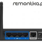 WiFi роутера D-Link Dir 300 тыльная сторона