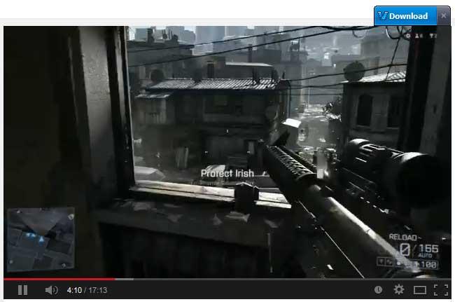Расширение для загрузки видео