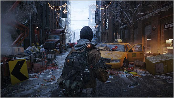 Скриншот игры с хорошей графикой