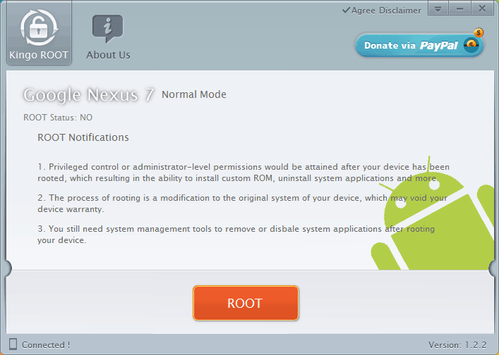 Программа kingo root на android