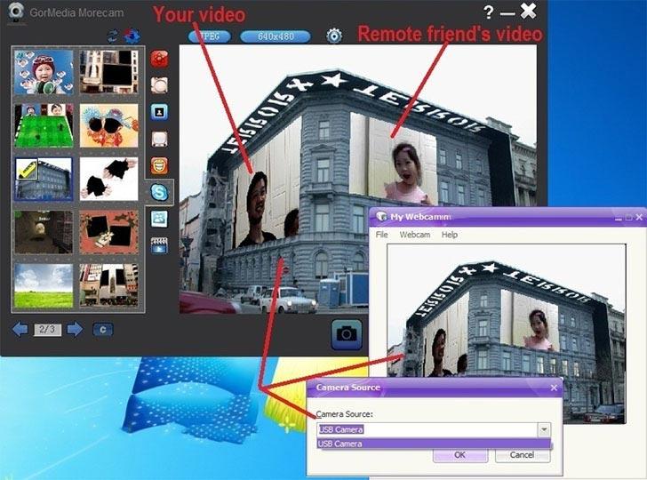 Программа GorMedia WebCam Software Suite