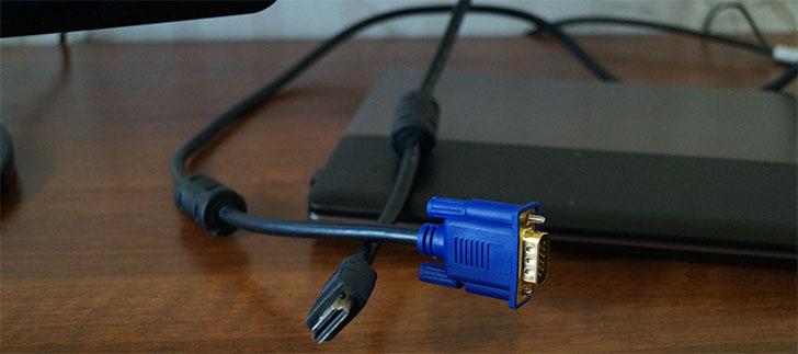 Кабель HDMI VGA