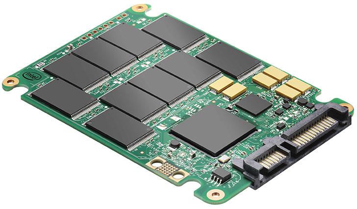 Твердотельный диск Intel