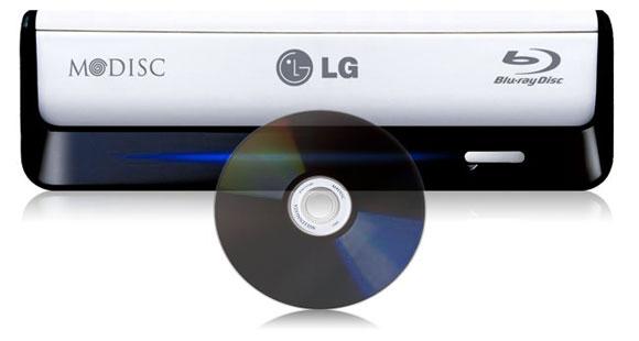 Записывающее устройство M-Disk Blu-Ray
