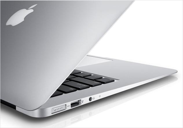 MacBook Air — самый лучший ноутбук 2013