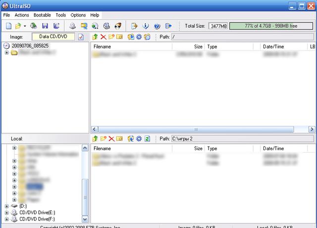 скачать программу для создания образов диска - фото 2