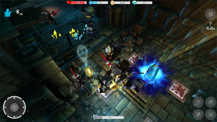 Action RPG Medieval Apocalypse