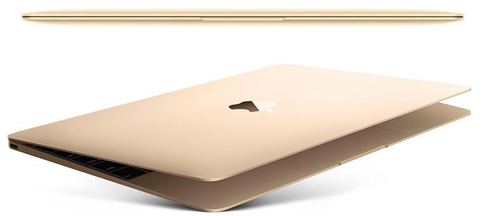 Новый MacBook 2015