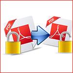 Снять пароль с PDF файла