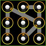 Стандартный графический ключ андроид