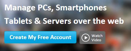 Создание бесплатного аккаунта Soluto