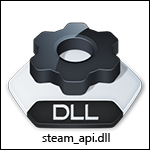 Ошибка Steam_api.dll отсутствует
