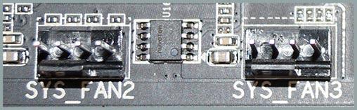 Подключение вентиляторов системного блока