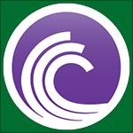 Bit Torrent логотип