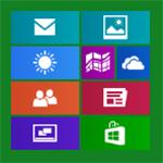 Оформление Windows 8 иконка