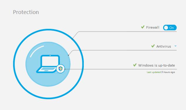 Информация о безопасности Windows