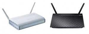 Wi-Fi роутеры ASUS RT-N12 и RT-N12 C1