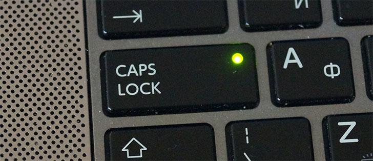 Проверка зависания компьютера с помощью клавиатуры