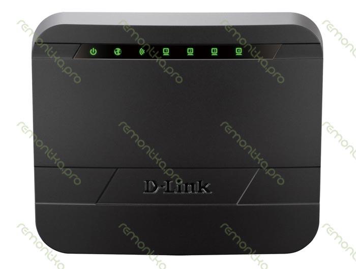 Wi-Fi роутер D-Link DIR-300 NRU rev. B7