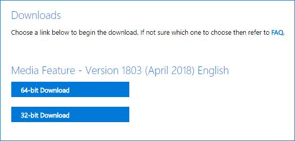 Скачать Media Feature Pack для Windows 10