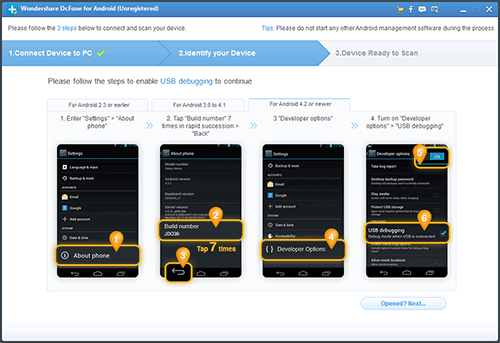 wondershare dr fone for android registration code