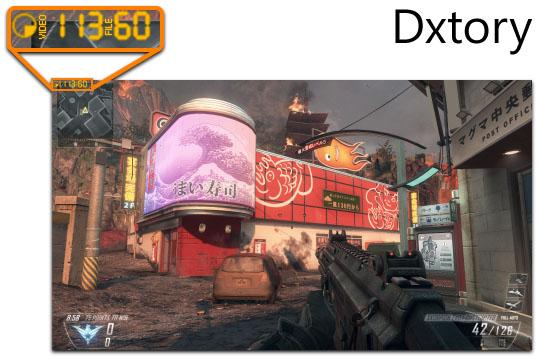 Запись видео в Dxtory