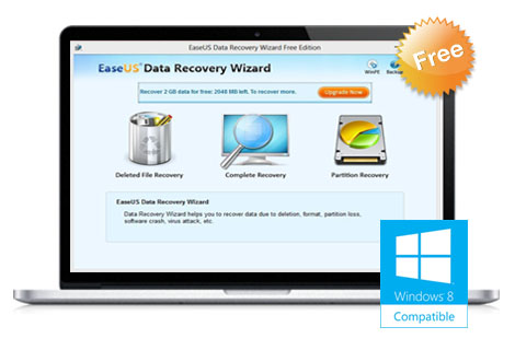 Free Data Recovery от Easeus