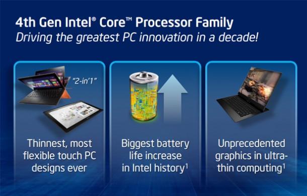 Чем хорош процессор Haswell