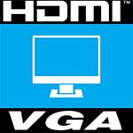 Где купить HDMI VGA адаптер