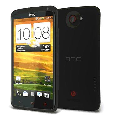 Снять пароль с телефона HTC