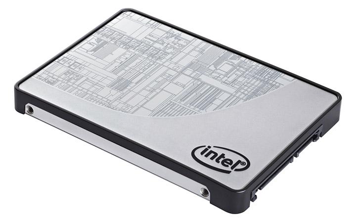 Твердотельный жесткий диск SSD Intel