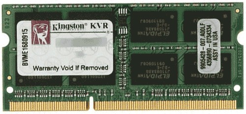 Memory module SO-DIMM DDR3