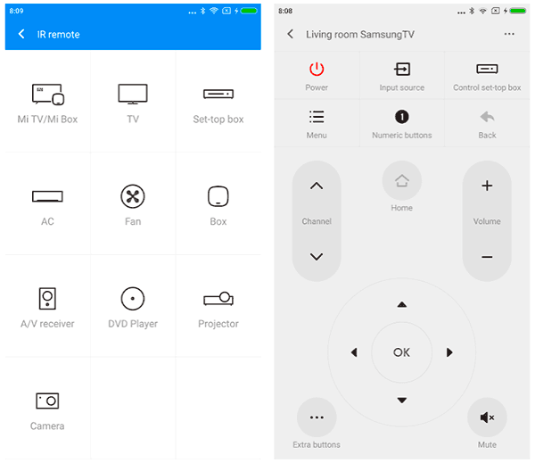 Пульт ТВ для Xiaomi