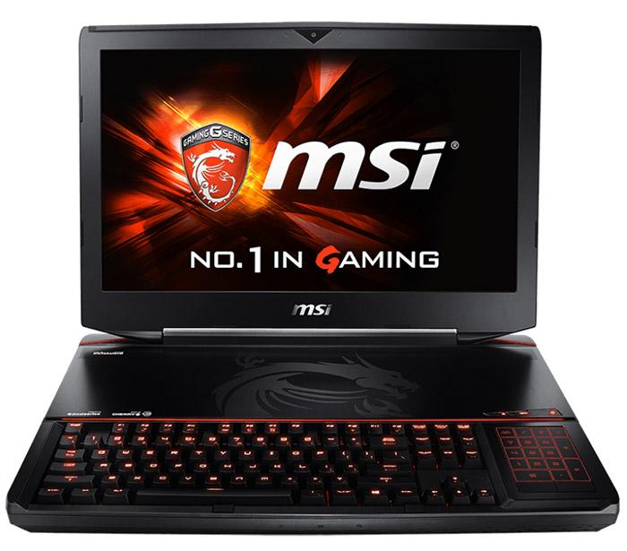 Игровой ноутбук MSI GT80 Titan