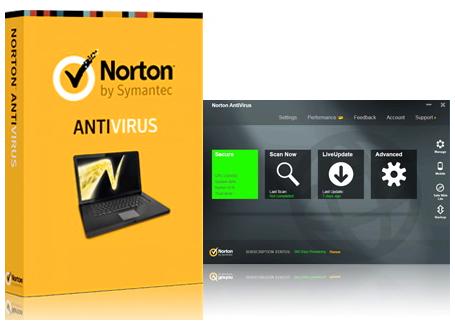 Norton (Symantec) Antivirus 2013
