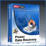Power Data Recovery - восстановление файлов