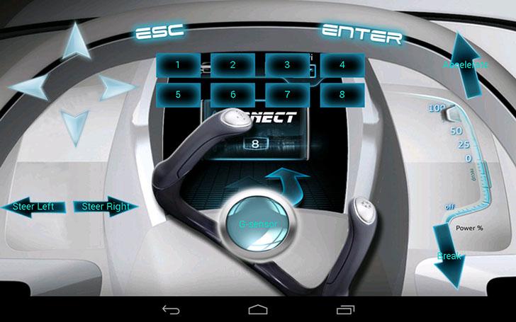 Геймпад для игр на Android