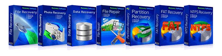 Программы для восстановления файлов и данных Recovery Software