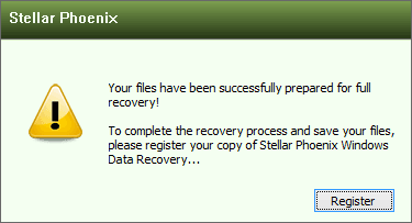 Регистрация Windows Data Recovery