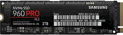 SSD Samsung 960 Pro MLC V-NAND