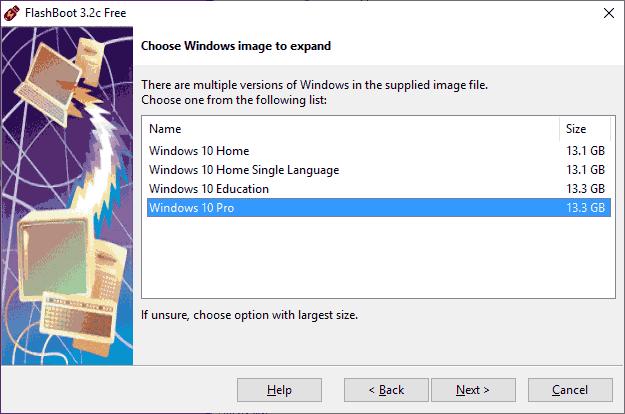 Выбор редакции Windows 10