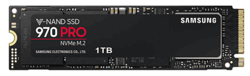 SSD Samsung 970 Pro