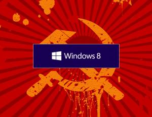 Запуск помощника по обновлению до Windows 8