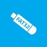 Как отформатировать флешку в FAT32